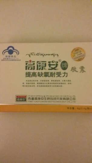 18年5月日期 高原安送礼品 牌凡克胶囊20粒含红景天提高缺氧耐受力西藏旅游反应 1盒 晒单图