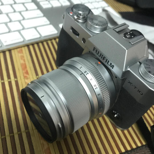 富士(FUJIFILM)XF50mm F2 R WR 中长焦定焦镜头 银色 高速AF 时尚设计 小巧轻便 全天候保护 晒单图
