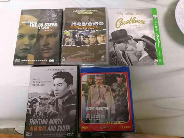 二战电影全纪录—索尼经典战争影片收藏(3DVD) 晒单图