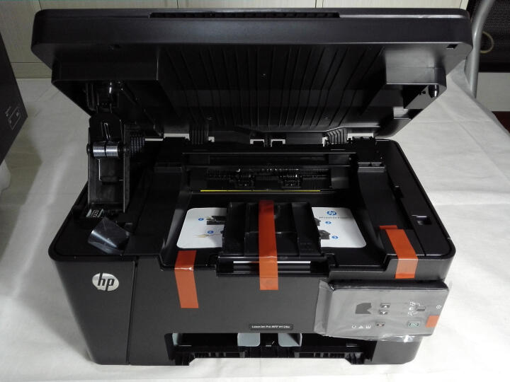 惠普(HP)M126nw黑白激光无线多功能一体机(打印 复印 扫描) 晒单图