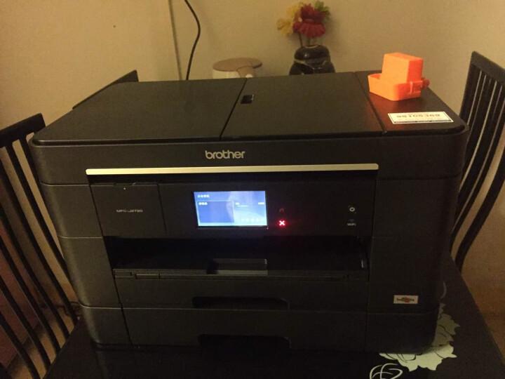 兄弟(brother)MFC-J2720 大幅面彩色喷墨多功能打印机(打印、复印、扫描、传真、商用、彩色) 晒单图