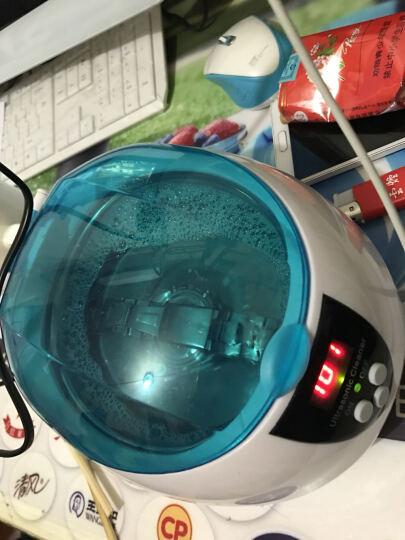 洁康 超声波清洗机器眼镜家用 5200B灰色触摸按键-液晶屏(脱气功能) 晒单图