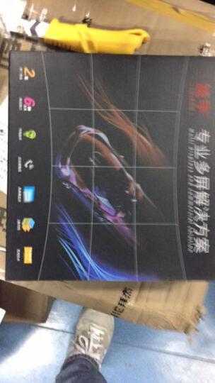 旌宇 多屏显卡 四联屏 miniDP原生接口 炒股票期货客服广告 直出7600-4vga 接口不赠线不转接 赠线主动式HDMI 输出 晒单图