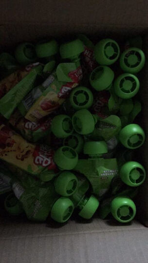 亨氏 (Heinz) 宝宝零食 婴儿果泥 乐维滋蔬乐果汁泥-苹果草莓番茄胡萝卜 (1-3岁适用) 120gx24袋 晒单图