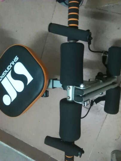 双牌 家用多功能哑铃凳六合一AD懒人收腹机仰卧起坐板健身器材 晒单图