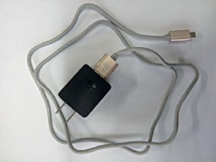 诺希1005A Micro 安卓手机数据线/充电线1米土豪金适于三星/小米/魅蓝3S/360 N4S/华为/OPPO R9/VIVO X7 晒单图