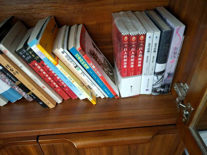 巨人的陨落(共3册) [英]肯·福莱特 外国科幻小说 历史小说  文学 书籍 晒单图