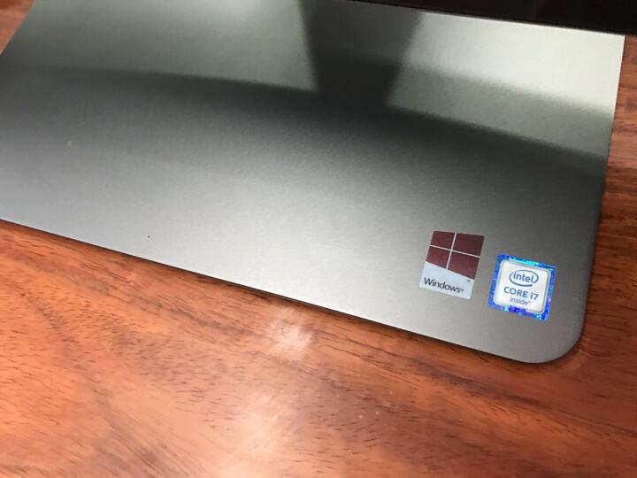 戴尔(DELL)XPS 7760-R1828TB 27英寸触摸屏一体机电脑(i7-6700 16G 512GSSD M470X 4G独显 UHD4K屏 无线键鼠) 晒单图