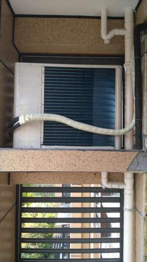 志高(CHIGO) 中央空调家用 冷暖 风管机  包安装6年保修  一拖一嵌入式卡机 5匹冷暖380V适用46-70平方米 晒单图