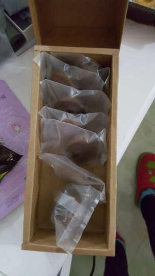 约约英英小兮兮爆浆巧克力软曲奇熔岩曲奇饼手工糕点零食8个装 晒单图