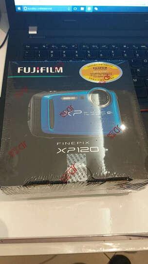 富士(FUJIFILM)XP120 运动相机 蓝色 四防卡片机 防水防尘防震防冻 5倍光学变焦 WIFI分享 光学防抖 晒单图