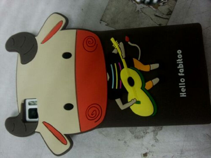 法芘兔 三星C7手机壳/保护/硅胶套 适用于三星Galaxy C7 粉色 晒单图