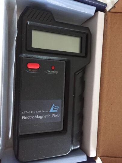 龙震天家用辐射仪电磁辐射检测仪器电磁辐射测量仪辐射测试仪测辐射仪器 LZT1110+充电套餐 晒单图