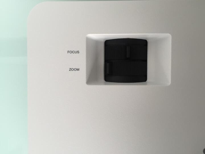 索尼(SONY)投影仪 高清商务 办公家用教学投影机 VPL-EX435(3200流明内置16W扬声器) 标配+84英寸白玻纤电动幕 晒单图