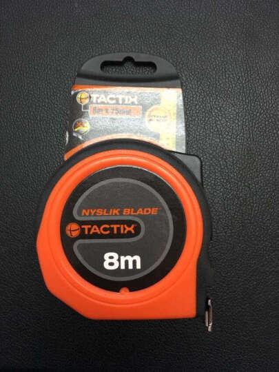 拓为(Tactix) 235345 MID认证!卷尺 8米 钢卷尺日本德国进口品质 公制卷尺 晒单图