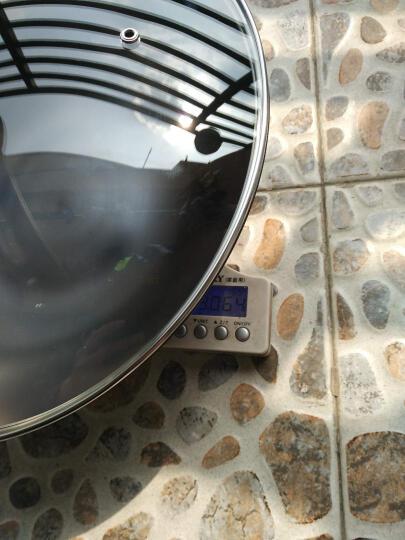 美的(Midea) 炒锅32CM铁锅铸铁锅生铁炒菜锅电磁炉炒锅CZ32B4 晒单图