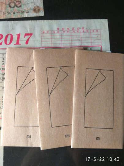 小米(MI)红米note3标准高透贴膜(2片装) 晒单图