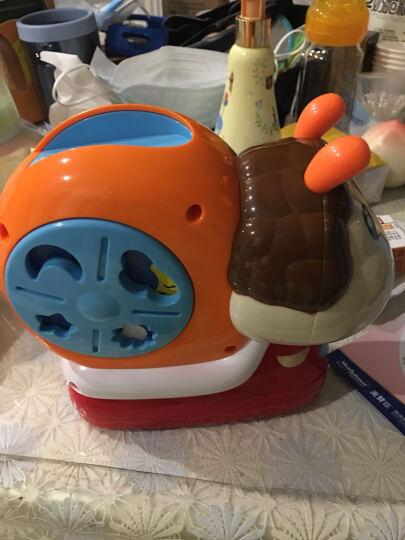 澳贝(AUBY)益智玩具 运动爬行婴幼儿玩具6-12个月 亲子蜗牛463321 晒单图