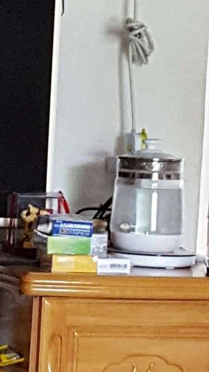 容声(RONGSHENG) 多功能玻璃 养生煎药壶  不锈钢保温电水壶 RS-Y03新款 金色 晒单图