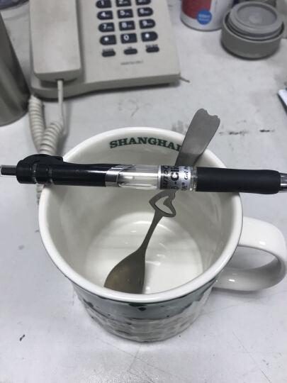 星巴克(Starbucks)2019新款樱花季咖啡杯 不锈钢保温杯 陶瓷马克杯 赏樱小狗款马克杯12oz 晒单图