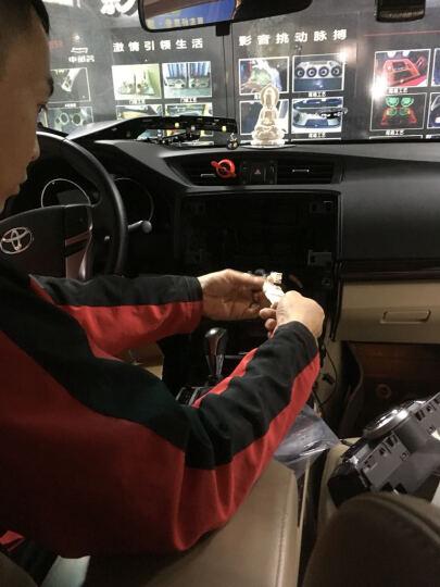 飞歌G6S四代丰田新老卡罗拉雷凌致炫轩逸英朗大众速腾迈腾福睿斯汽车载导航一体机 大众迈腾/CC 飞歌导航+倒车影像+安装+车载大礼包 晒单图