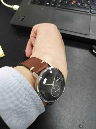 Withings Activite/ steel/ Pop/ HR手表带 智能手表配件 深蓝色--18MM 晒单图