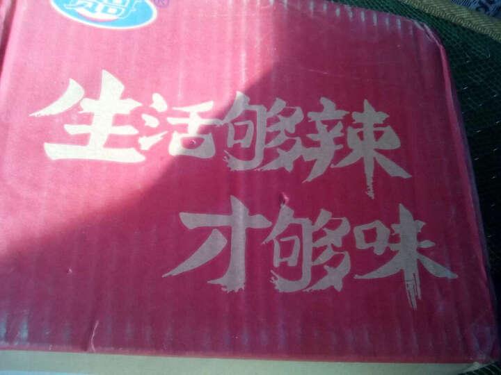 贤哥 手撕素牛排26g*20包素牛肉孜然香辣豆干即食休闲零食特产湘式 香辣手撕素牛肉 晒单图
