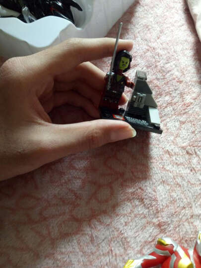 万代 奥特曼 超决战软胶系列 怪兽对决 男孩玩具 生日礼物 迪迦龙卷风型VS达达08 晒单图