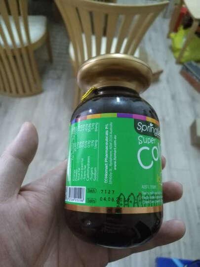 绿芙(Spring leaf) 牛初乳咀嚼片 增强免疫力 820毫克200粒*1瓶 进口 晒单图