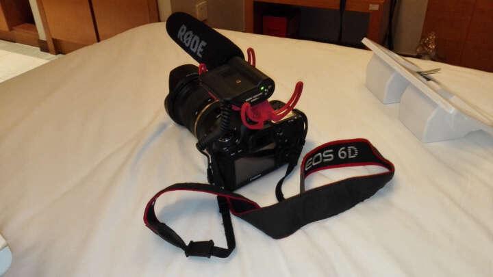 罗德RODE Videomic 单反微单麦克风 5D A7摄像指向性话筒  送礼 标配+3.5延长线5米 晒单图