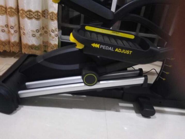 欧宝龙(OUBLANC) 椭圆机家用/商用静音健身车智能APP太空漫步机 豪华款 晒单图