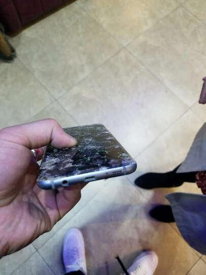 PUROCASE 曲面贴膜 水性钢化软膜全覆盖手机贴膜适用于三星S7 edge G9350 全覆盖-前膜 晒单图
