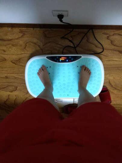 【明星选用产品】美国汉臣 HARISON塑身甩脂机 懒人塑身纤体运动机抖抖机 蓝牙减肥机健身器材 HR-301S+ 晒单图