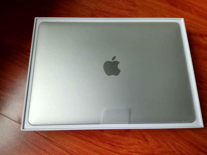 Apple MacBook 12英寸笔记本电脑 银色 512GB闪存 MLHC2CH/A 晒单图