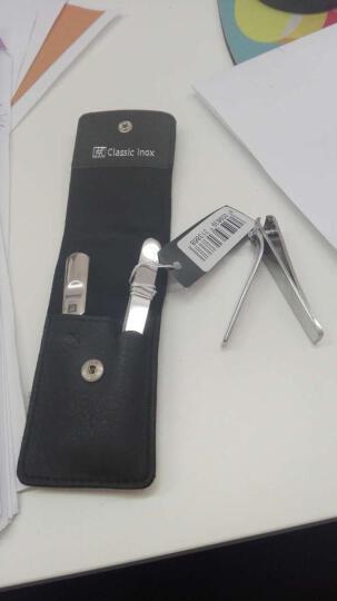 双立人(ZWILLING) 全球购 德国进口 双立人指甲剪三件套 97536-100 晒单图