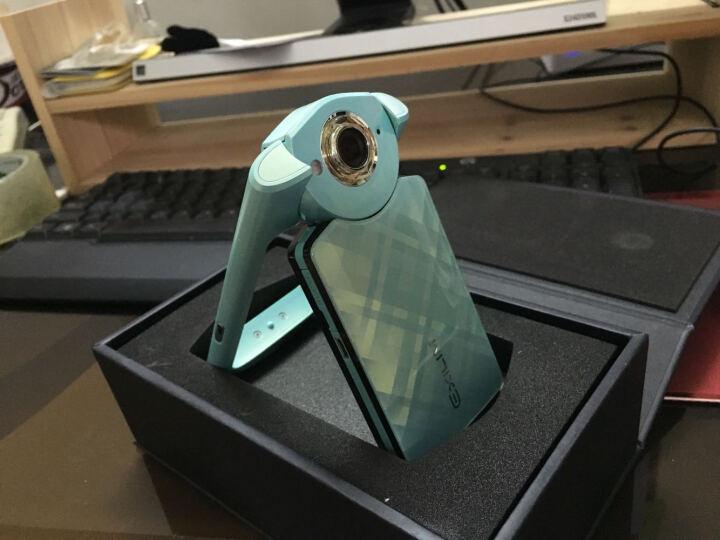 卡西欧(CASIO)EX-TR550 数码相机(1110万像素 21mm广角)粉色 自拍神器 美颜相机 晒单图