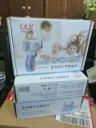 CEM 人体红外线测温仪电子 体温家用测温枪宝宝温度计 人体测温计 晒单图