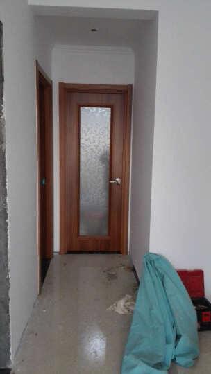 派的(PADOOR) 派的门PADOOR室内木门暮光倾城实木复合门卫生间门 晒单图