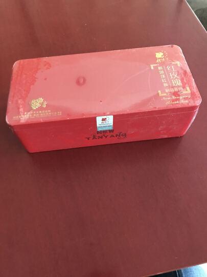 新坦洋茶叶 新茶 坦洋菜茶 福建红茶茶叶坦洋工夫红茶红玫瑰一级 250g J06 晒单图