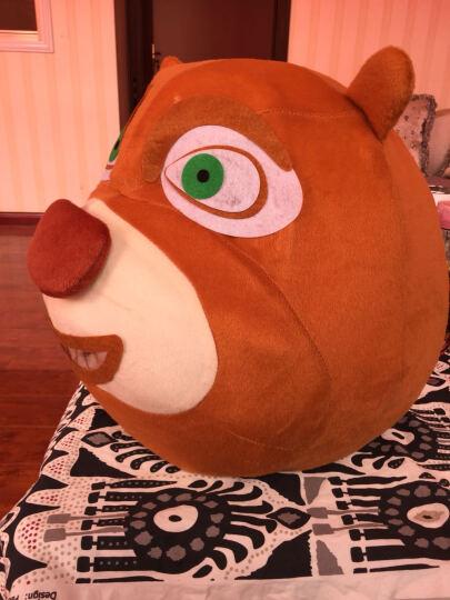 人偶服公鸡卡通人物服COSPLA服装服装行走玩偶衣服成人公仔狗猪熊本熊可定制出租网红熊人偶服装 老人款 晒单图