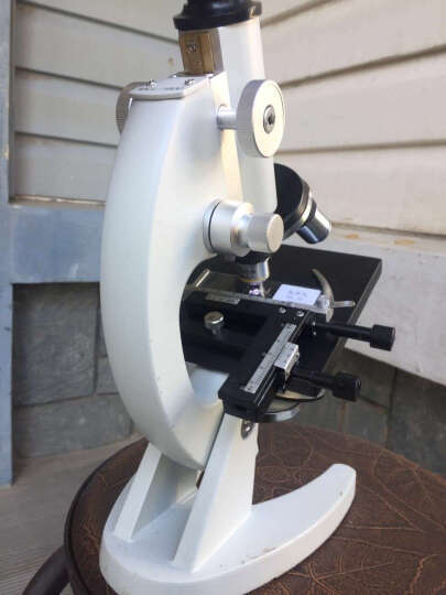 美佳朗(MCALON) 生物显微镜MCL-1600专业儿童学生高倍高清畜牧养殖可接电脑 出厂标配+20礼品+TV520摄像头 晒单图