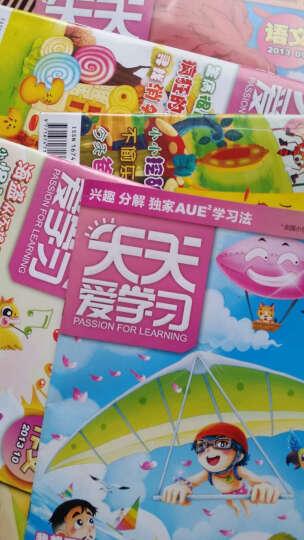 天天爱学习一年级(1) 杂志2013年8/9/10/11/12月5套打包注音版语文数学 晒单图