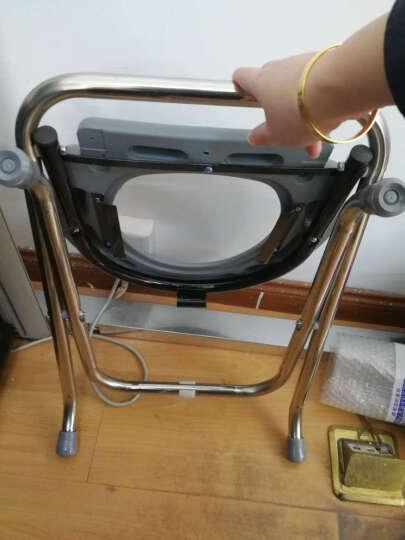 鼎力 可折叠座便椅 老人孕妇残疾人坐便器 马桶凳DL-93 晒单图