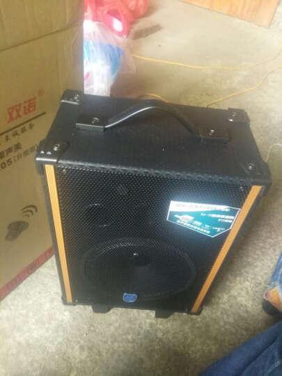 双诺声美HJ-205升级版户外拉杆广场舞音响 手提便携式音箱 大功率扩音器 黑色 晒单图