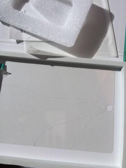 韩格(HANGE) 苹果ipad air2保护套ipad6智能休眠皮套支架个性创意浮雕图案文艺范平板 巴黎塔 晒单图