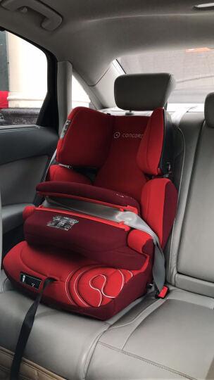 Concord 德国儿童安全座椅PRO 汽车用宝宝婴儿进口9个月-12岁ISOFIX接口 限量款桃木棕-现货 晒单图