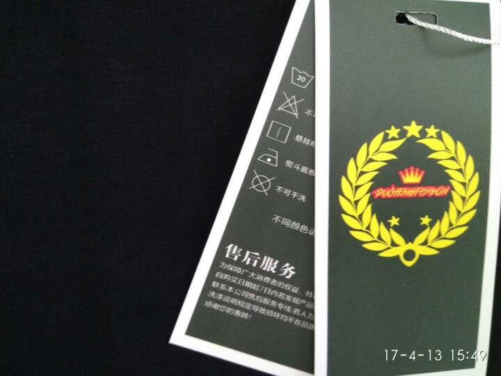 V5 军迷t恤纯棉宽松圆领半袖T恤战术紧身短袖作训迷彩服男 圆绿中国 M/160-170cm体重85-100斤 晒单图