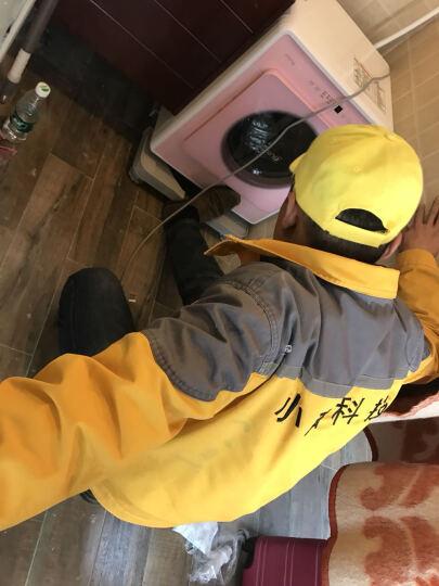 小吉(MINIJ) 【京东JOY联名款】 6 全自动小型迷你洗衣机变频 婴儿儿童宝宝滚筒 鸢尾蓝 晒单图