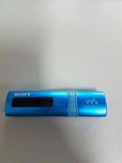 索尼(SONY) NWZ-B183F/LC  mp3播放器 sony  蓝色 晒单图