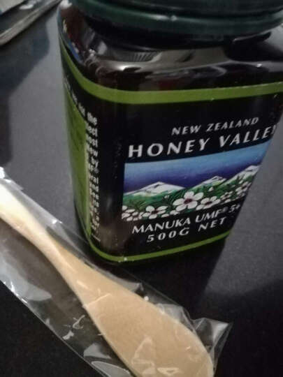 哈尼芭蕾 麦卢卡UMF5+500g 新西兰进口manuka马努卡蜂蜜 晒单图